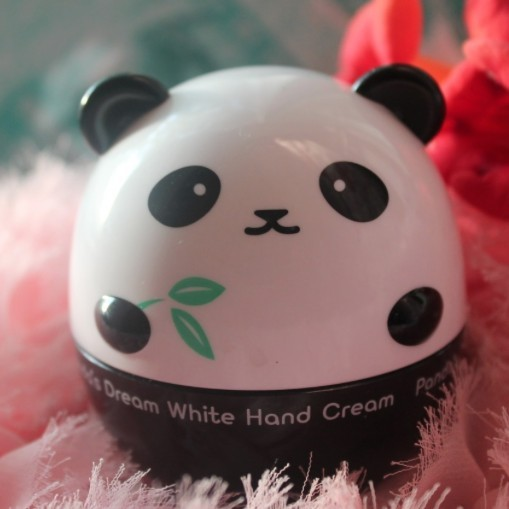 Отбеливающий рем для рук Panda's Dream White Hand Cream