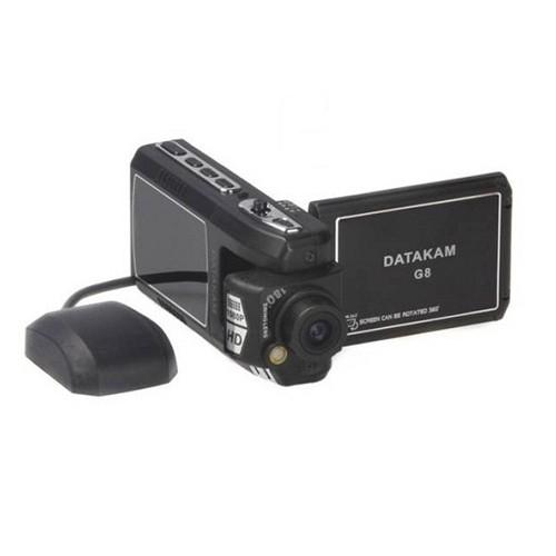 Автомобильный видеорегистратор Full-HD DataKam G8 MAX