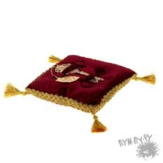 Золотой ключик  на подушке К богатству