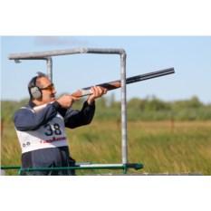 Стендовая стрельба в Бисерово для двоих (1 час)