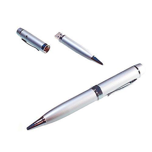 Флешка Ручка с лазерной указкой