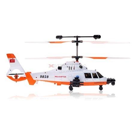 Радиоуправляемая модель вертолёта 9059a