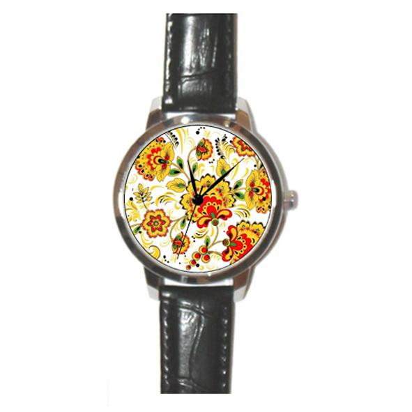 Наручные часы «Хохлома»