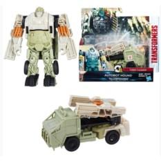 Фигурка-трансформер Transformers 5: Уан-степ Автобот Хаунд