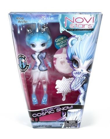 Кукла Novi Stars Инопланетные друзья Anne