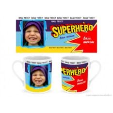 Фотокружка Супергерой