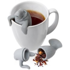 Морской котик для заварки чая