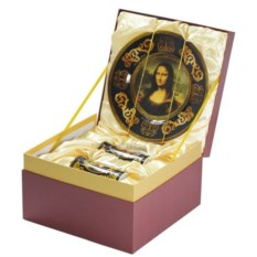 Подарочный набор Коллекция Лувра. Мона Лиза»