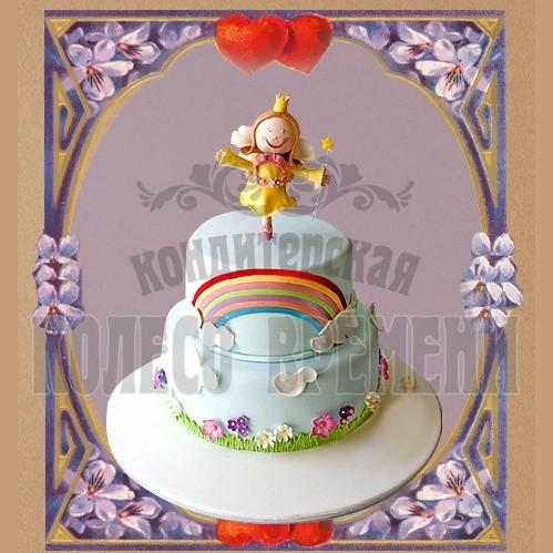 Торт «Маленькая фея»