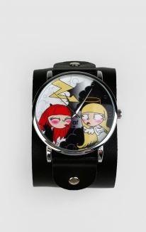 Наручные молодежные часы Девчонки