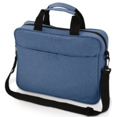 Синяя сумка для ноутбука Брейв