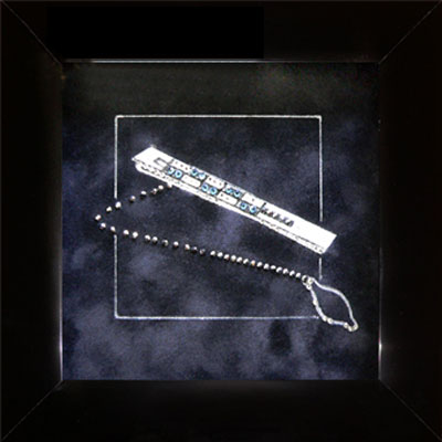Картина «Зажим для галстука»