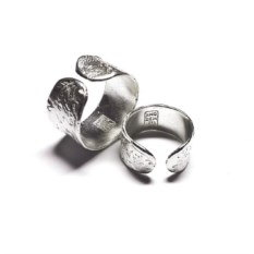 Фаланговые кольца (серебро, 925 проба)