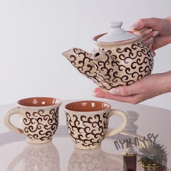 Чайный набор Сообразим на двоих