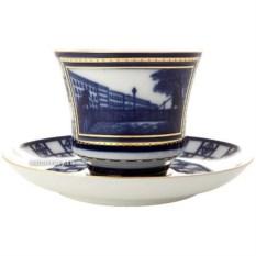 Чашка с блюдцем Львиный мостик