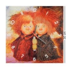 Часы Ангелы домашнего очага