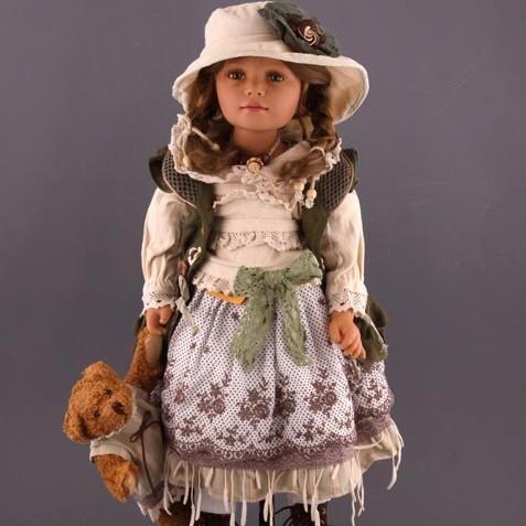 Кукла Бернарда