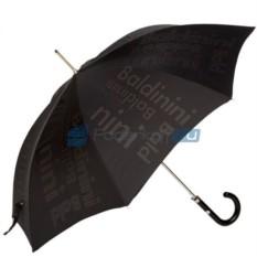 Мужской зонт-трость Let Black от Baldinini