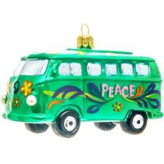Ёлочная игрушка Автобус