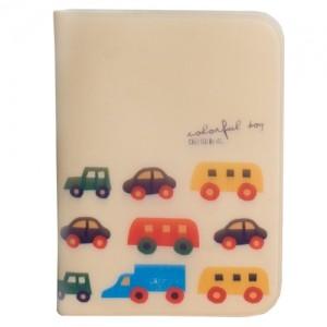 Обложка для паспорта Toy cars