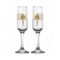 Набор свадебных бокалов №46