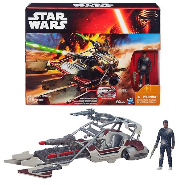 Игровой набор Star Wars Космический корабль Класс II