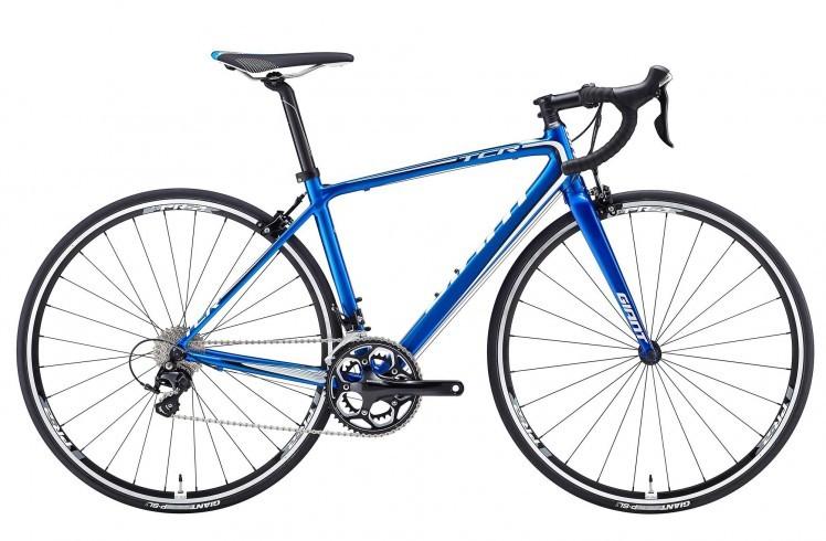 Шоссейный велосипед Giant TCR 0