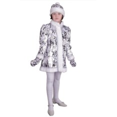 Детский костюм Снегурочка-Малютка