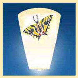 Небесный фонарик «Бабочка»