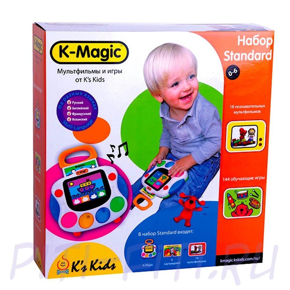 Игровой набор K-Magic Standard