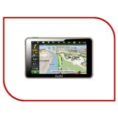 GPS-навигатор с высококонтрастным экраном Dunobil Clio 5.0