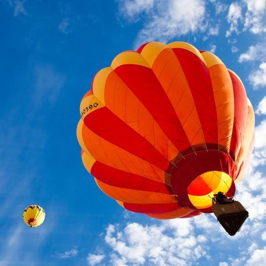 Сертификат Полет на воздушном шаре: Романтика