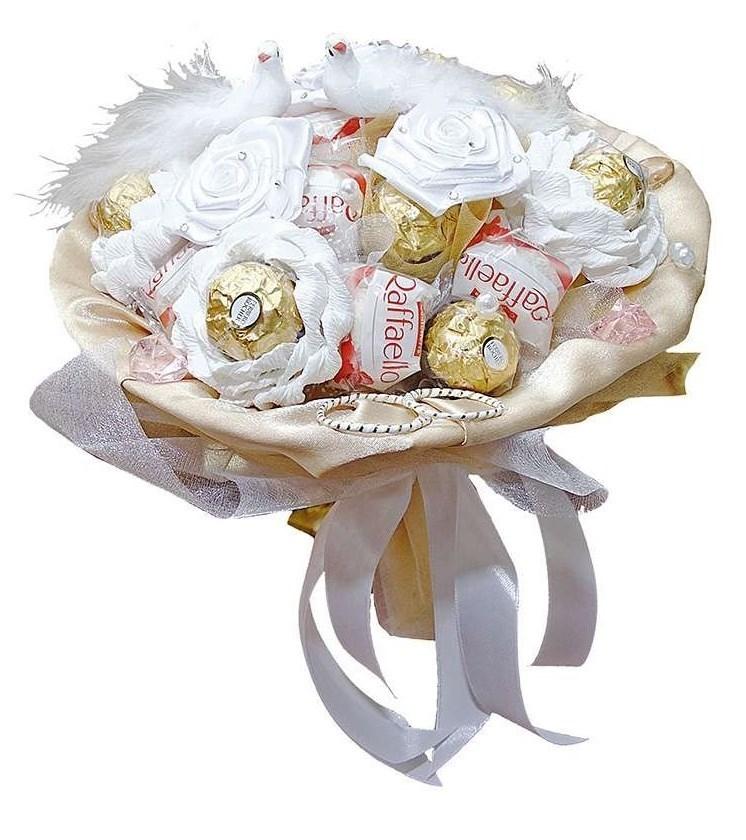Букеты на подарок невесте фото 208