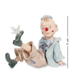 Фигурка Клоун с голубем (Pavone)