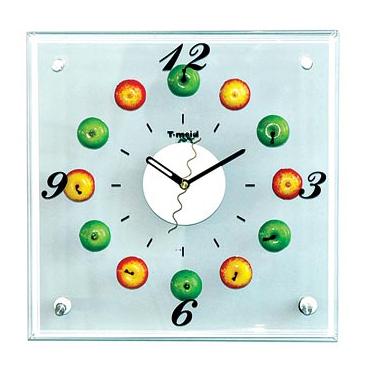 Часы настенные Веселые фрукты