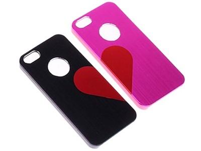 Комплект чехлов Любовь, для iPhone 5