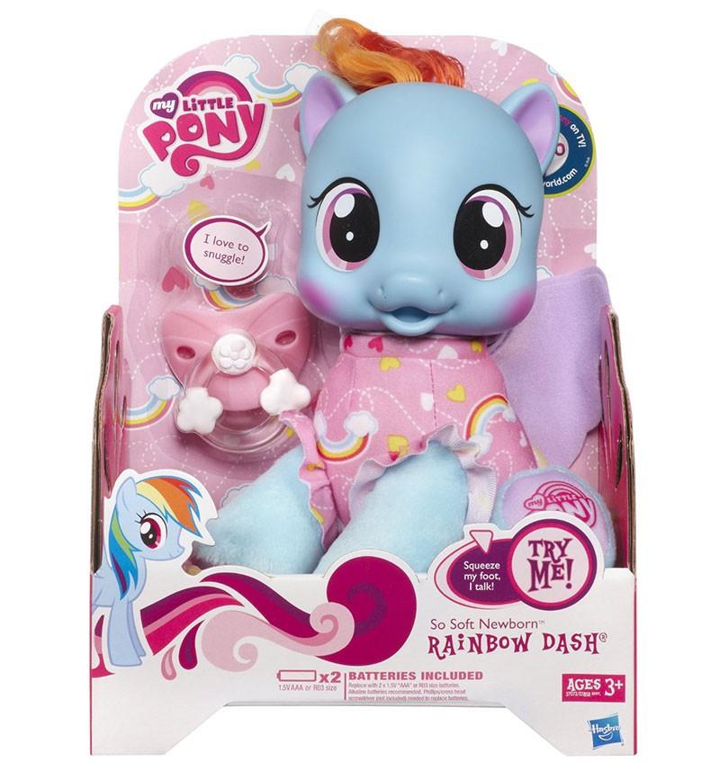 Игрушка Hasbro Проворная Рейнбоу Дэш, My Little Pony