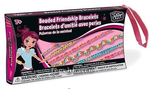 Набор Плетение браслетов дружбы Play Art от Bojeux