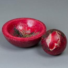 Ароматическая тарелка-органик «Клюква спейси»