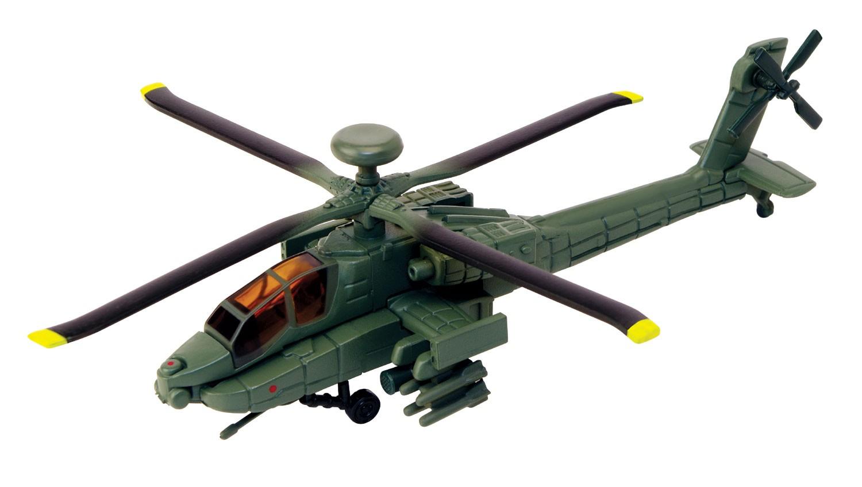 Пазл Ударный вертолет АН-64 Апач»