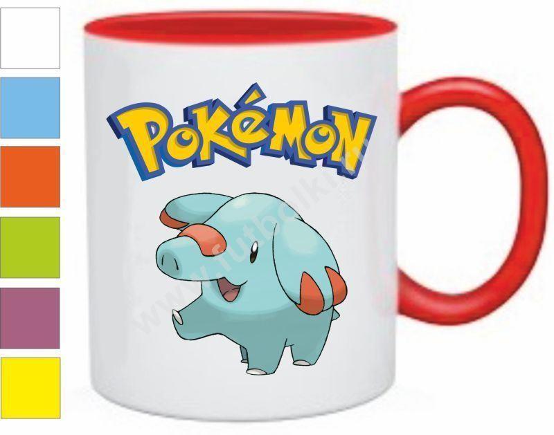 Кружка Pokemon Слоник