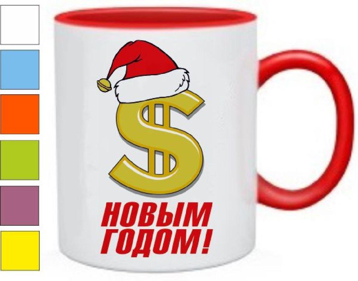 Кружка $ новым годом