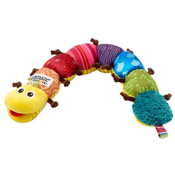 Игрушка для малышей TOMY Lamaze Музыкальная гусеница
