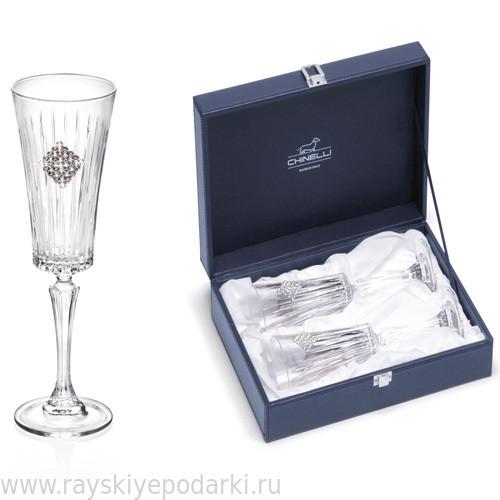 Набор фужеров для шампанского REGINA