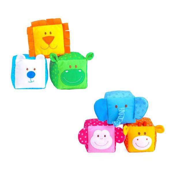 Кубики ЗооМякиши