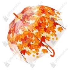 Зонт-трость Листопад