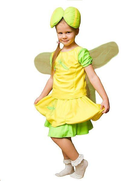 Карнавальный костюм Стрекоза, 6-10 лет