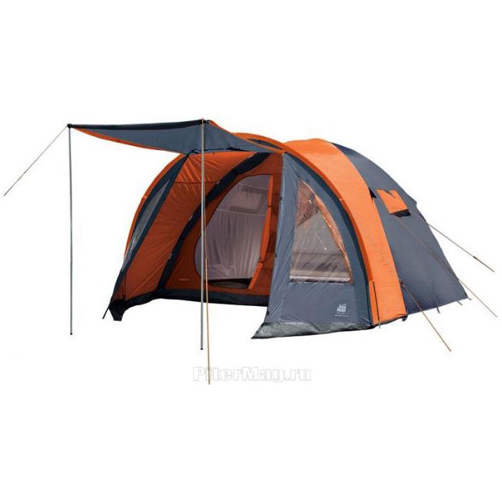 Кемпинговая палатка High Peak Valencia Plus 5