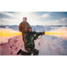 Миссия «Бронетехника»: выстрел из гранатомета (холостой)