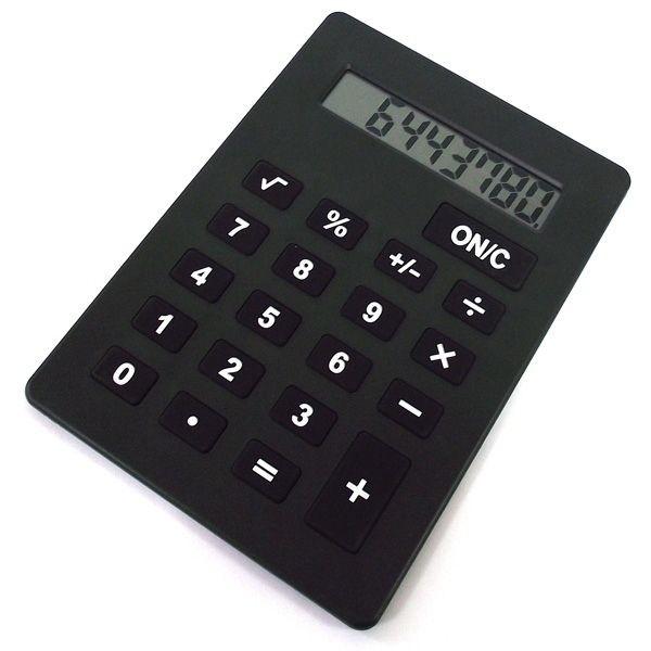 Калькулятор Гигант (черный)